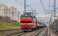 ЧС2Т-1019, Россия, Москва, перегон Москва-Товарная - Ховрино (Trainpix 209368).jpg