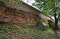 Чернігів. Єлецький монастир. Стара стіна.JPG