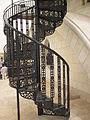 בית הכנסת החורבה המדרגות לגג.JPG