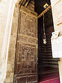 باب مسجد السلطان حسن ومدخله.jpg