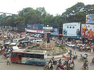 Bogra - Bir Shreshtha Smruti Pillar