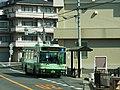 六枚橋バス停 Rokumaimashi bus stop 2012.2.12 - panoramio.jpg