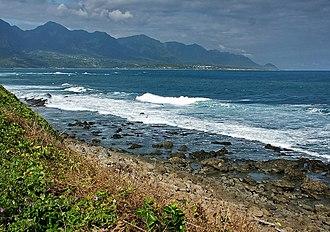 Taitung City - Kararuan Coast