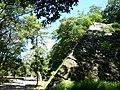 和歌山城の石垣 Stone wall of Wakayama castle 2011.7.15 - panoramio.jpg