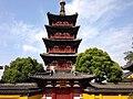 寒山寺 ﹣ 普明塔 - panoramio.jpg