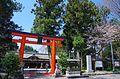 御霊神社 五條市霊安寺町 Goryō-jinja 2014.3.28 - panoramio (1).jpg