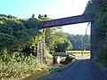 """旧宮之城線の鉄橋 Abolished Railroad """"Miyanojo sen"""" - panoramio.jpg"""