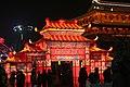 西安美术馆的夜景1 - panoramio.jpg