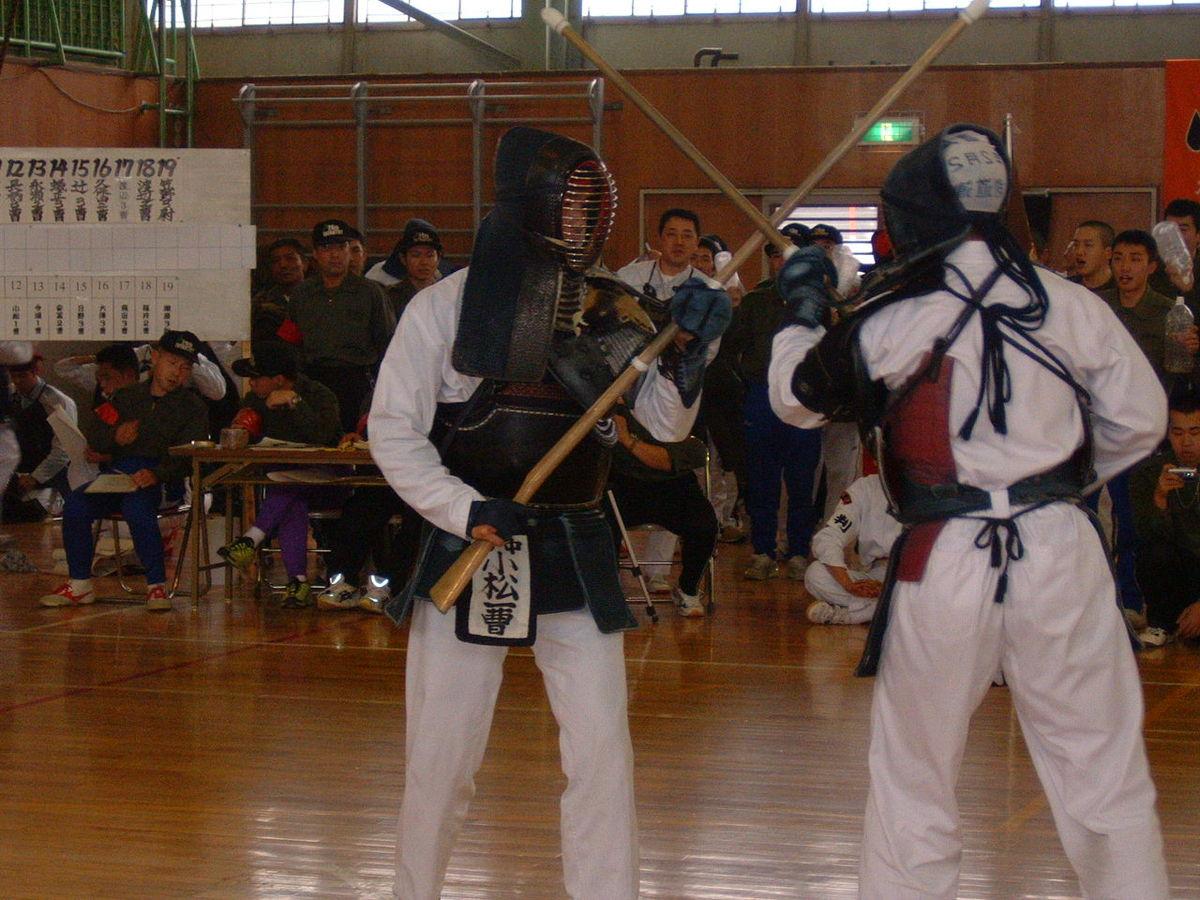 銃剣道 - Wikipedia