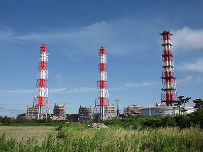 Picture of 鹿島火力発電所