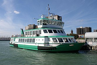 Gosport Ferry - Spirit of Portsmouth at Gosport
