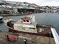 -2019-04-25 Fishing boat Mysha Lucy moored in Brixham Harbour.JPG