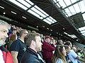 -2019-10-05 Aston Villa supporters, Carrow road, Norwich City FC (1).JPG