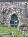 -2020-12-09 The south Porch and doorway, Saint Nicholas, Salthouse.JPG