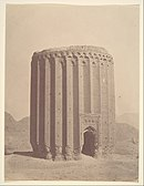 -RAYY, Tower of Toghrul, 1139.- MET DP202956.jpg