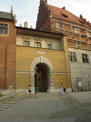 Anne of Austria, Queen of Poland - Image: 01144Kraków