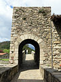 012 Pont Nou, antic portal de Cerdanya, cara est (Camprodon).JPG