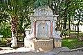 01 Fontaine SAUVAGET don de Mr Sauvaget ingenieur en chef chemin de fer Algerien 1925 BLIDA.jpg