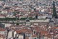 029. Photo prise depuis les toits de la Basilique Notre-Dame de Fourvière.JPG