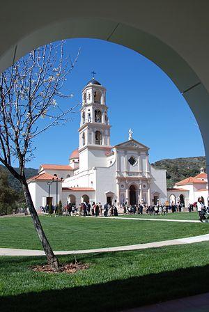 Santa Paula, California - St. Thomas Aquinas Chapel