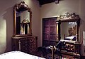 036 Monestir de Sant Benet de Bages, estances de Ramon Casas, dormitori.jpg