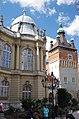 03 2019 photo Paolo Villa - F0197843 bis- Budapest - Castello Vajdahunyad - Apostolok tornya (Vajdahunyad vára) - Museum of Hungarian Agriculture.jpg