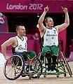 040912 - Michael Hartnett & Shaun Norris - 3b - 2012 Summer Paralympics.jpg