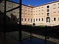 050 Sant Miquel dels Reis (València), pati nord, angle nord-oest.jpg