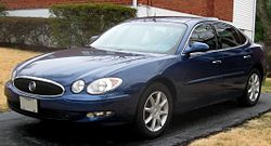 Buick LaCrosse (2004-2007)