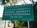 06283jfRoman Super Highway Welcome Signs Balanga Bataanfvf 02.JPG