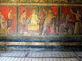 08-07-07 227 Italien-Urlaub; Pompeji, Villa dei Misteri, Wandmalerei.jpg