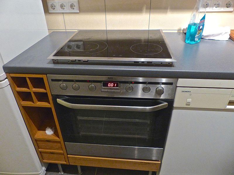 0 Küche Aufbau