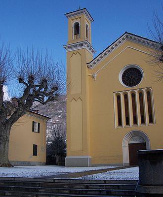 Torre Pellice - The Waldensian Church in Torre Pellice
