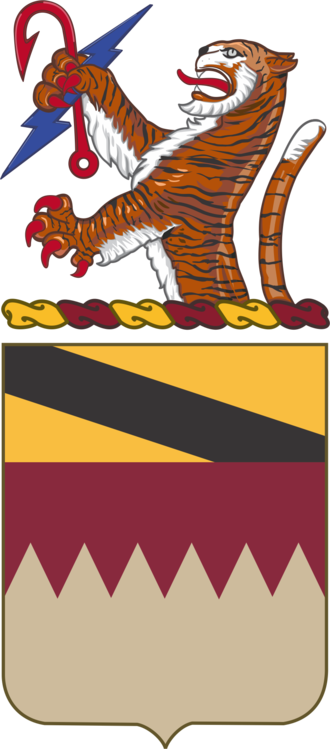 115th Brigade Support Battalion - Coat of arms