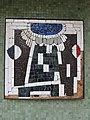 1210 Autokaderstraße 3-7 Tomaschekstraße 44 Stg 8 - Mosaik-Hauszeichen Komposition von Otto Beckmann 1968 IMG 1366.jpg
