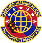 128 Logistics Readiness Sq emblem.png
