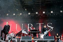 Hurts Music Tour