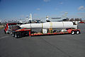 130123-F-VV898-013 Minuteman ICBM delivered to Air Mobility Command Museum.jpg