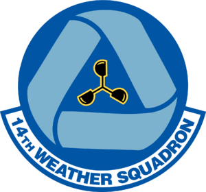 14th Weather Squadron - Image: 14th Weather Squadron
