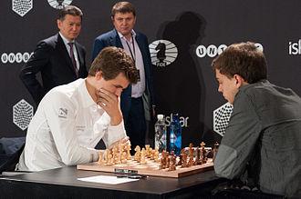 Fast chess - Image: 15 10 10 Magnus Carlsen Ralf R N3S 2391