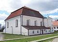 150 81 (87) z 24.01.1957 Synagoga (duża), ob. muzeum. Tykocin, ul. Kozia 2 jass sw.jpg
