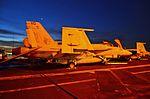 165901 Boeing F-A-18E Super Hornet VFA-137 Kestrels XO Executive Officer (13878511575).jpg