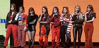 Gugudan South Korean girl group