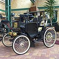 1898 Benz Velo Automuseum Dr. Carl Benz, 2014.JPG