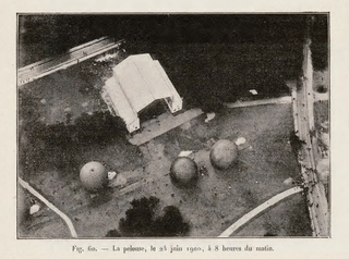 Ballooning at the 1900 Summer Olympics