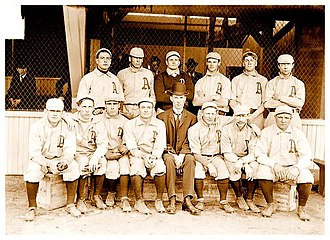 1903 Philadelphia Athletics season - The 1903 Philadelphia Athletics