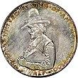 1920 Pilgrim Tercentenary half dollar obverse.jpg