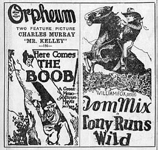 <i>The Boob</i> 1926 film