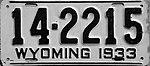 1933 Wyoming license plate.jpg