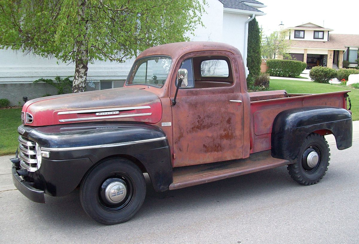 Mercury M Series Wikipedia 1949 Chevy Truck Stepside